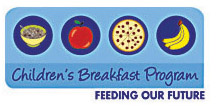 Children breakfast program logo.