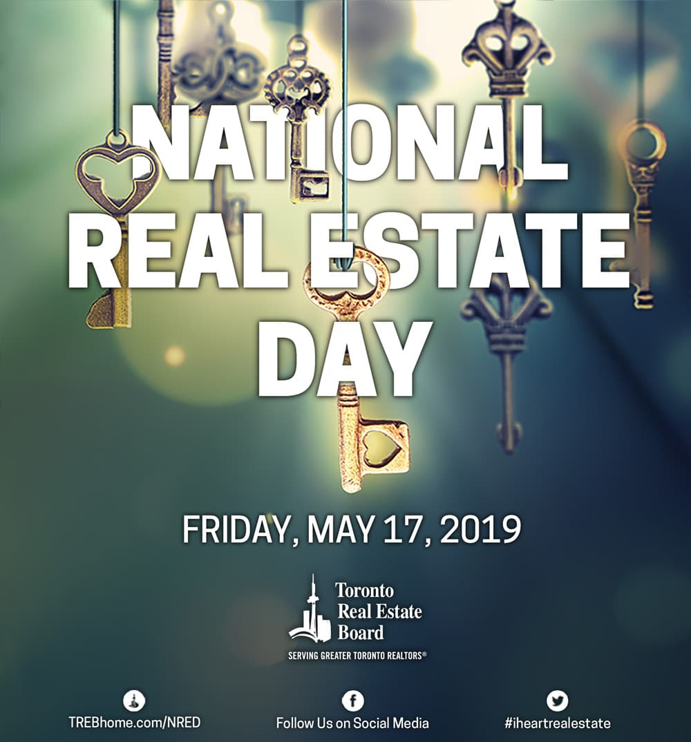 National Real Estate Day 2019.