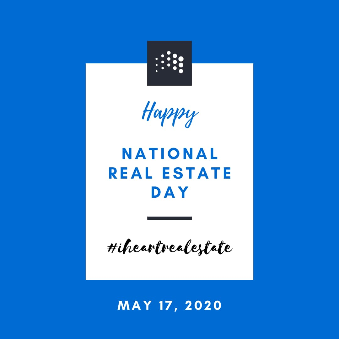 National Real Estate Day 2020.