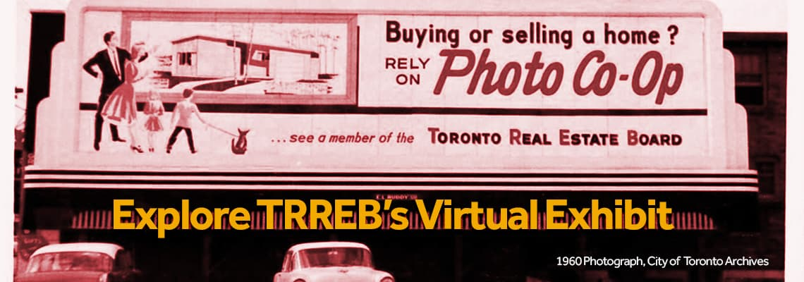 TRREB 100 Virtual Exhibit